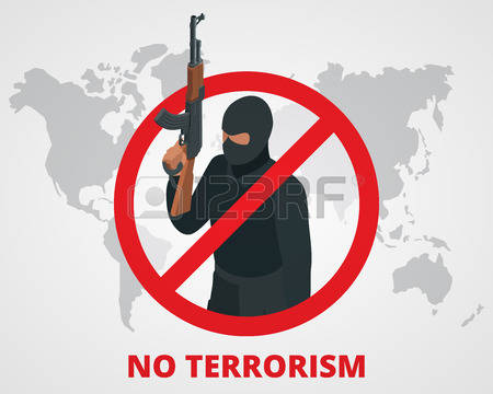 226 Anti Terror Stock Vector Illustration And Royalty Free Anti.