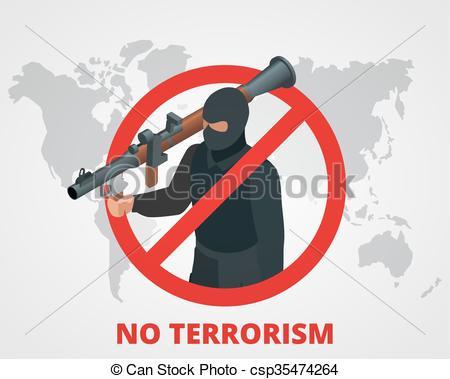 Anti terrorism Clip Art Vector Graphics. 130 Anti terrorism EPS.