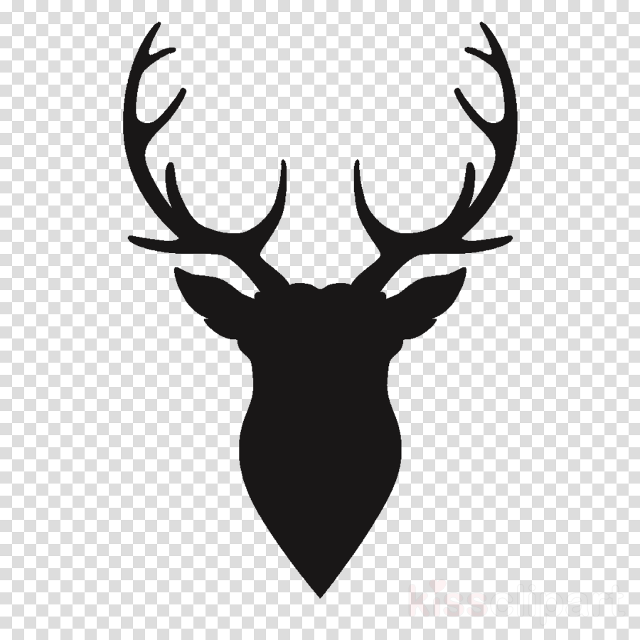 antler black and white clipart 10 free Cliparts   Download ...