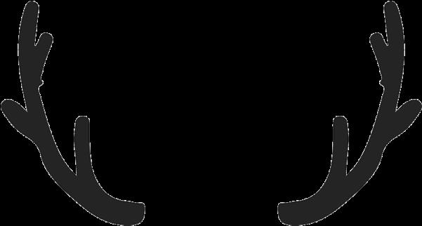 Antler Clipart Antler Circle.