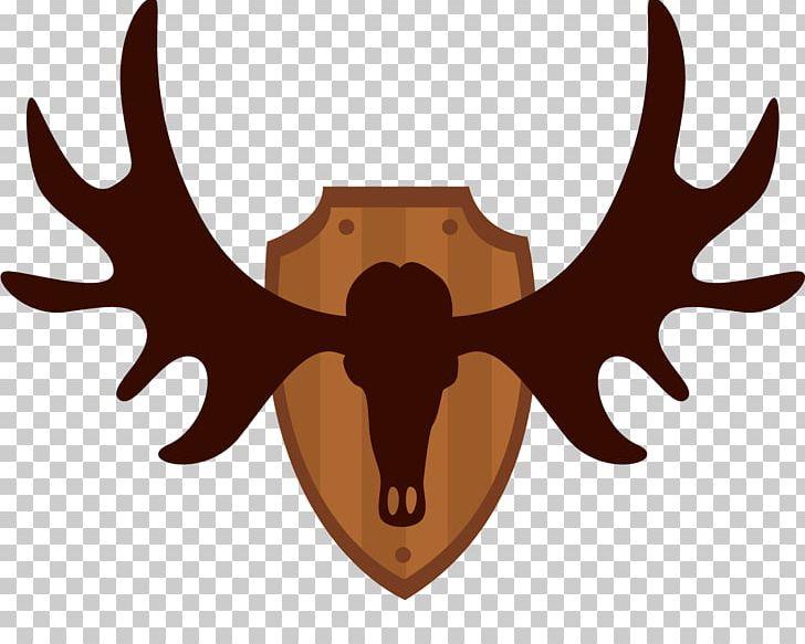 Reindeer Moose Elk Antler PNG, Clipart, Animals, Antler.