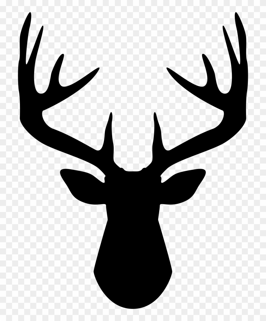 Footprints Clipart Deer.