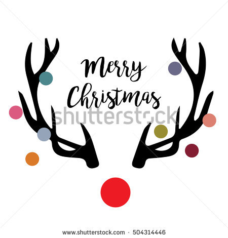 Antlers Clipart.