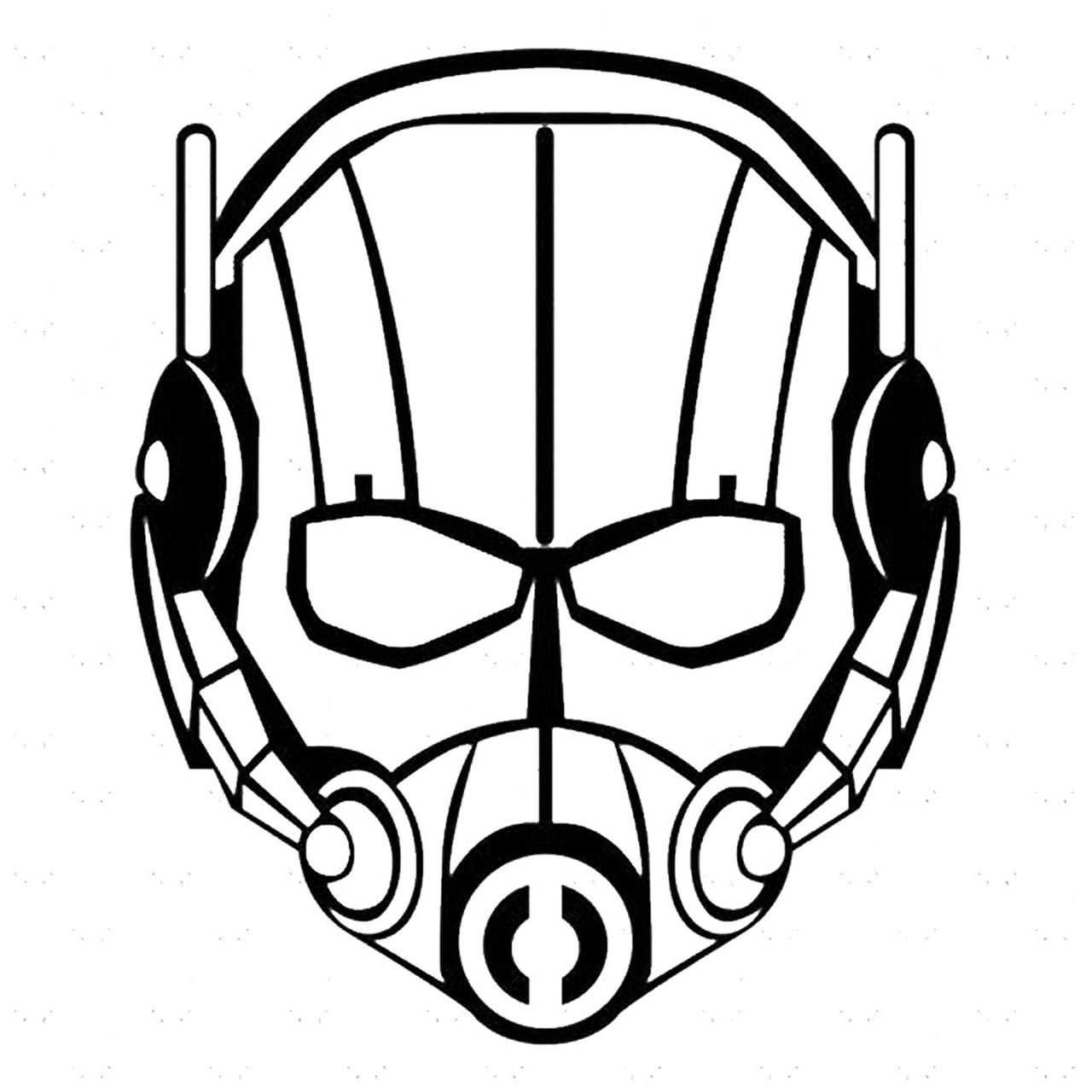 Marvel Comics Avengers Ant Man.