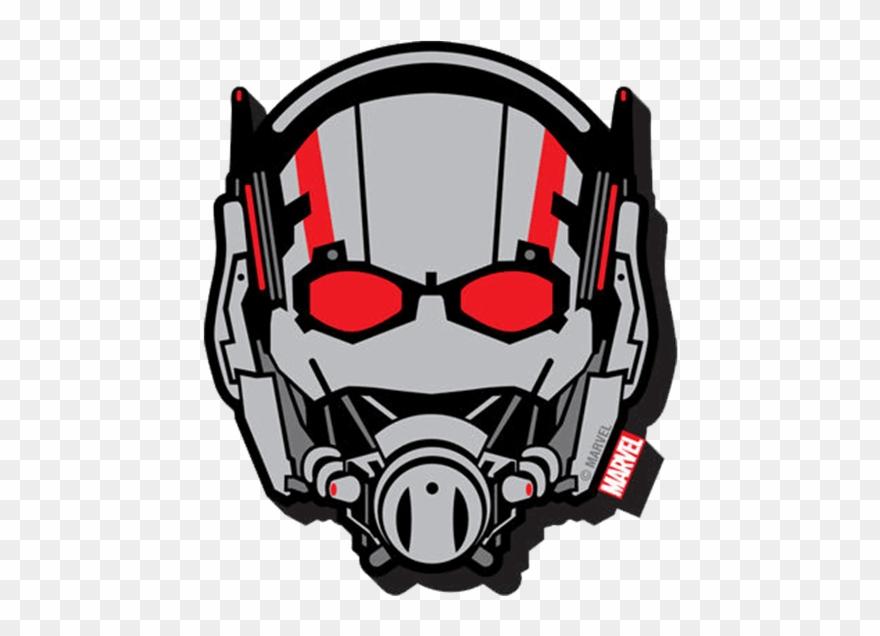 Marvel Ant Man Helmet Magnet Nd From.