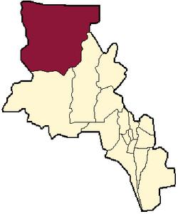 Antofagasta de la Sierra Department.