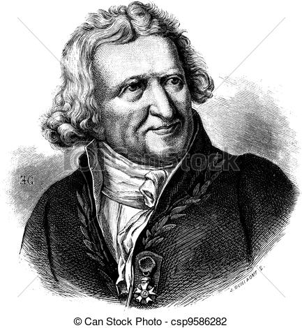 Vector Illustration of Antoine.
