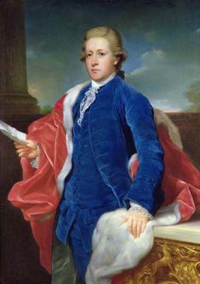 William Cavenish, 5th Duke of Devonshire by Anton von Maron 2.