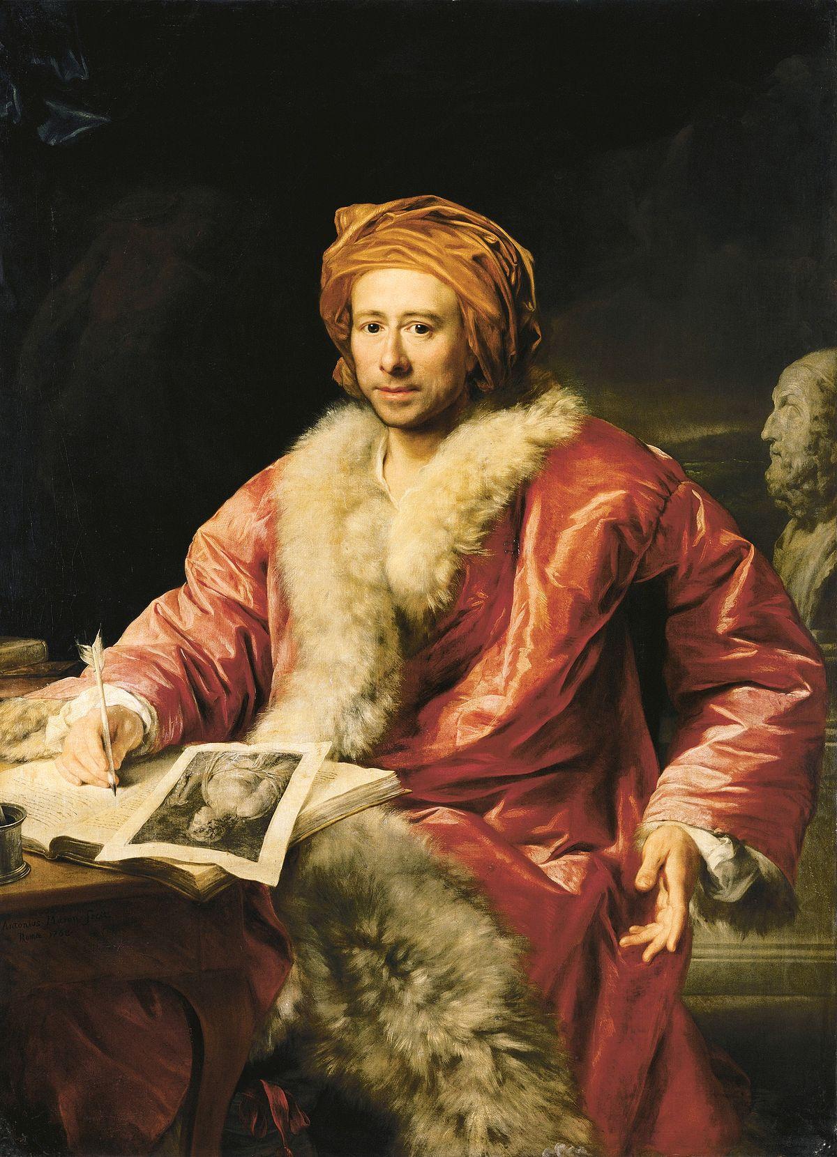 Anton von Maron.