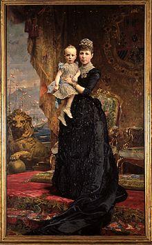 玛利亚·克里斯蒂娜·哈布斯堡洛林.