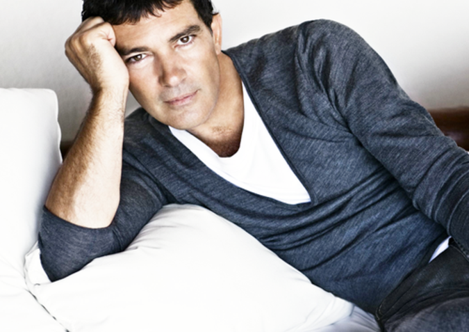 Antonio Banderas moves to London to be student at his 54.