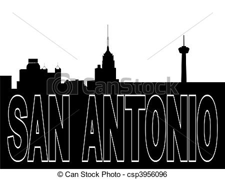 San antonio skyline Illustrations and Stock Art. 94 San antonio.