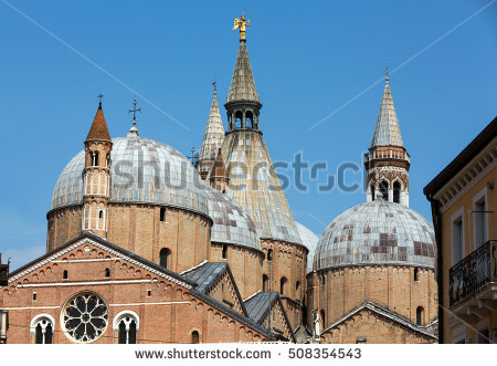 Basilica Di Sant Antonio Stock Photos, Royalty.