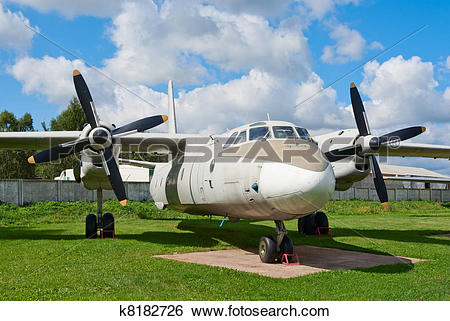 Stock Images of Antonov An.