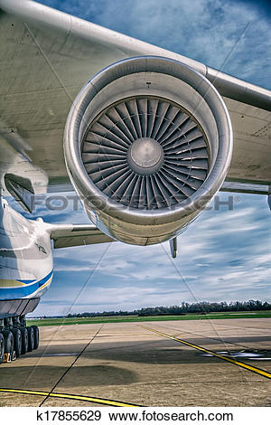 Stock Photograph of Antonov 225 Mriya k17855629.