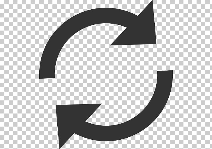 Computer Icons Synonyms and Antonyms Symbol Rotating Arrow.