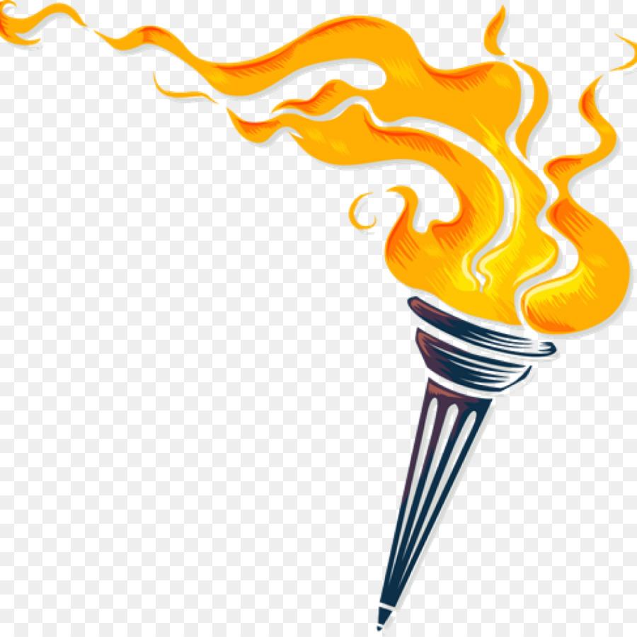 Flame Cartoon png download.