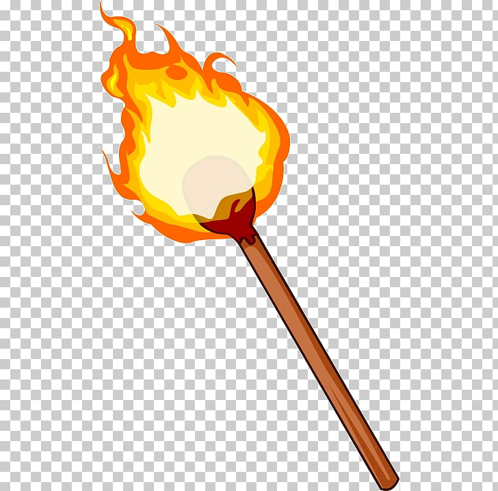 Antorcha PNG Clipart.