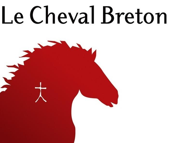 Concours d'Elevage de chevaux Bretons, à Antrain (35).