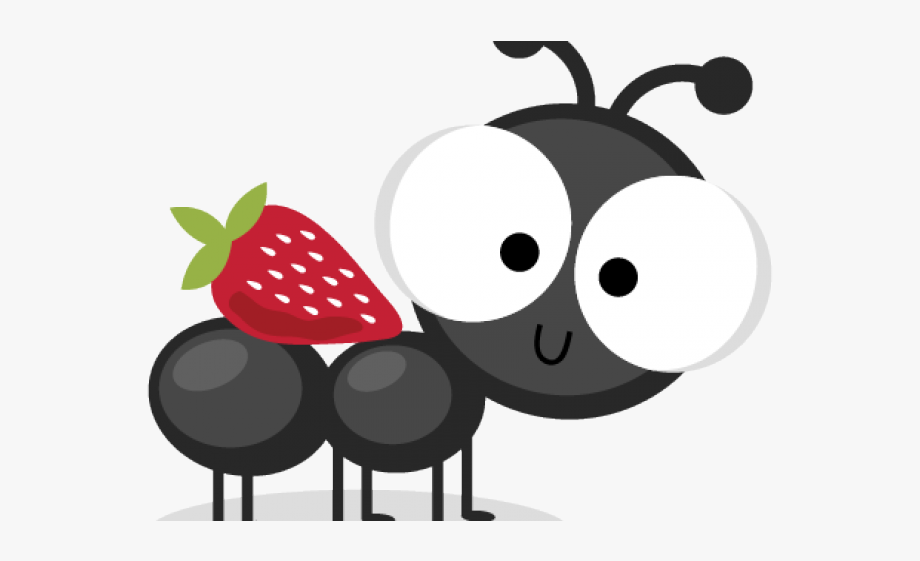 Ant Clipart Svg.
