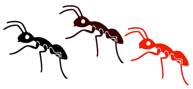 Marching Ants Cliparts 12.