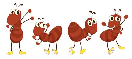 ᐈ Ants clip art stock images, Royalty Free ant cliparts.