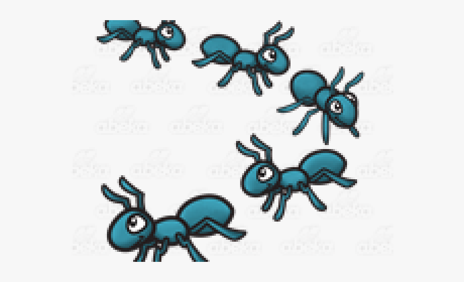 Marching Ants Clipart #923624.
