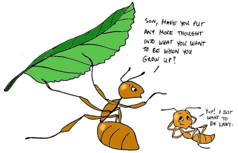 Ants never sleep in their lifetime clipart » Clipart Station.