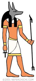 Anubis Clipart.