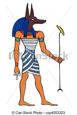 Anubis Clipart and Stock Illustrations. 424 Anubis vector EPS.
