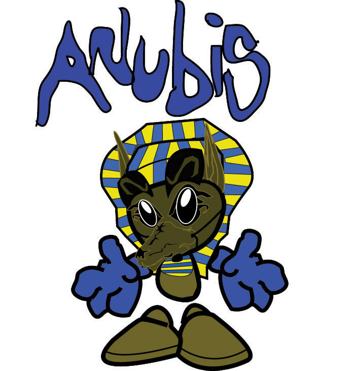 Anubis Tattoos And Designs.