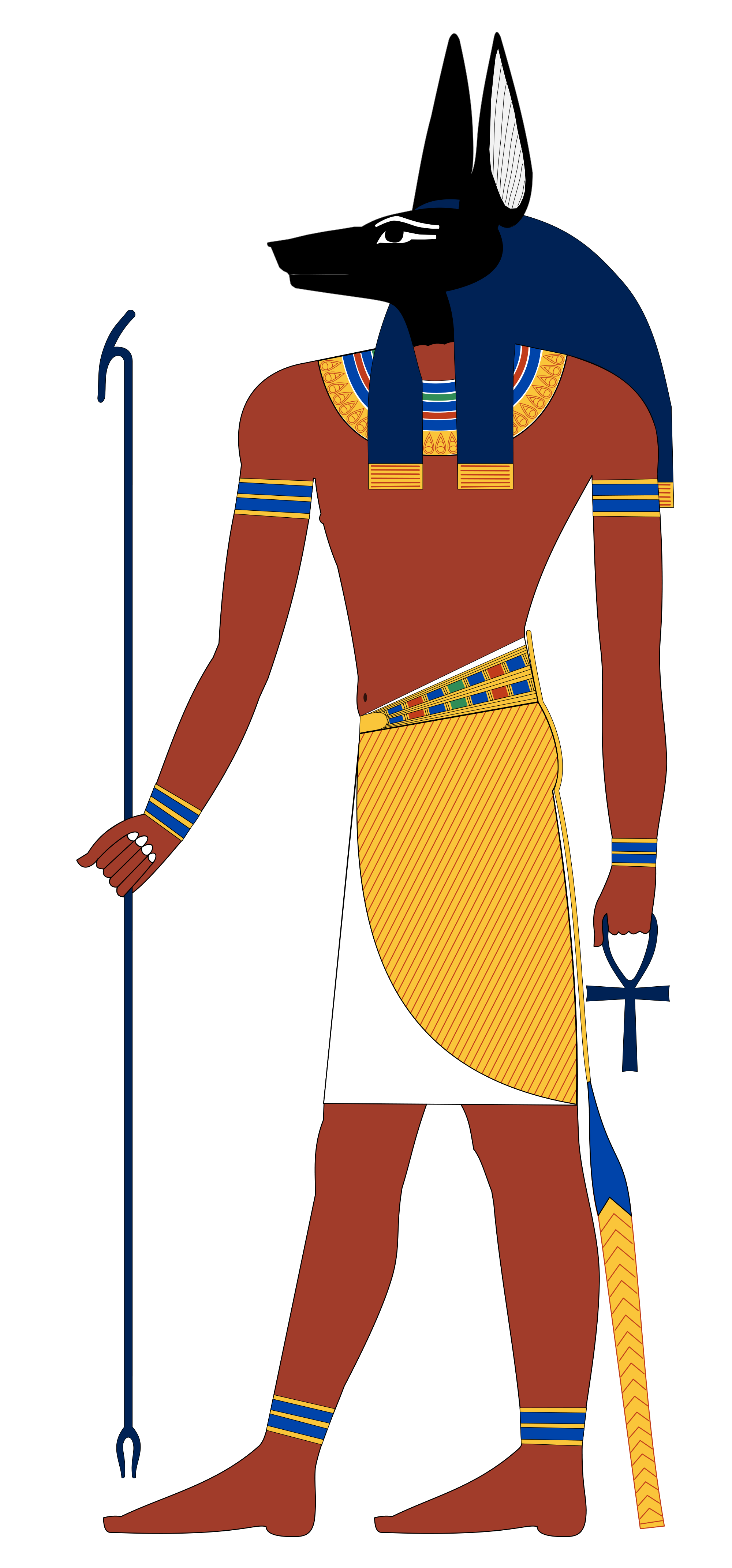 My Wicca Journey: Anubis (jackal headed god of the dead.