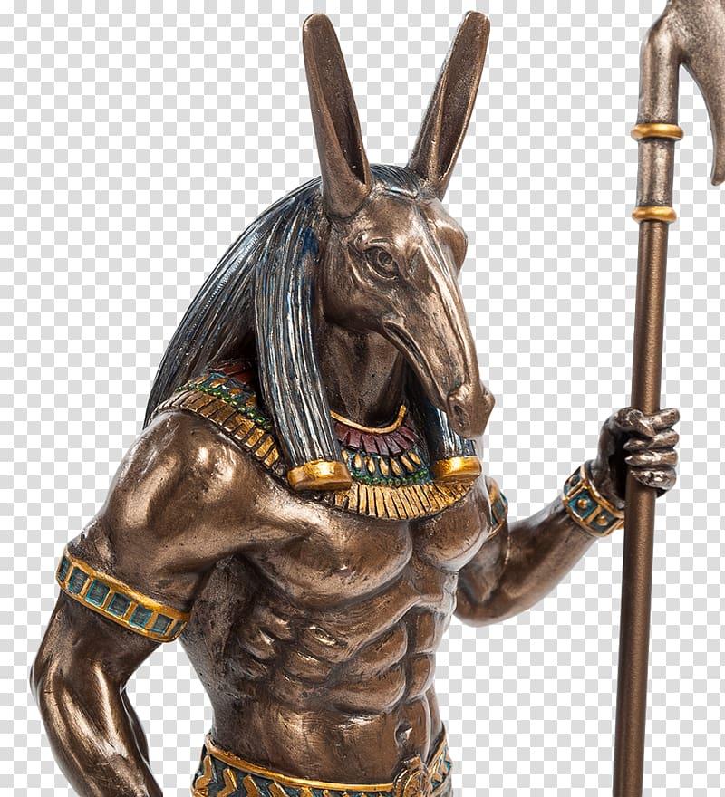 Ancient Egypt Set God Osiris Anubis, God transparent.