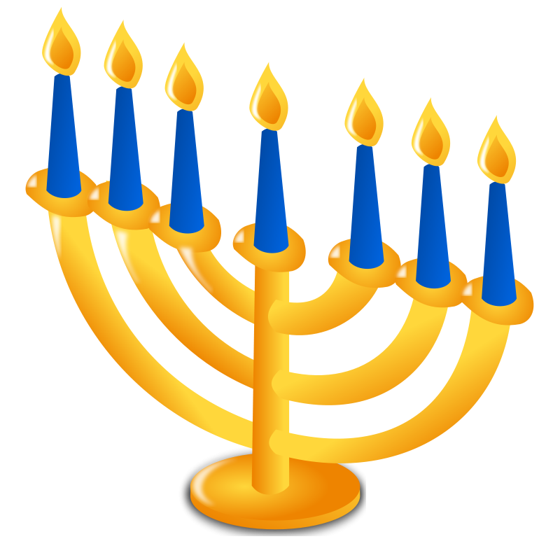 Free Hanukkah Clipart & Animations.