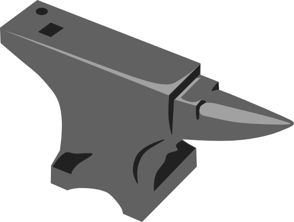 Anvil Clipart.