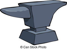 Anvil Clip Art and Stock Illustrations. 864 Anvil EPS.
