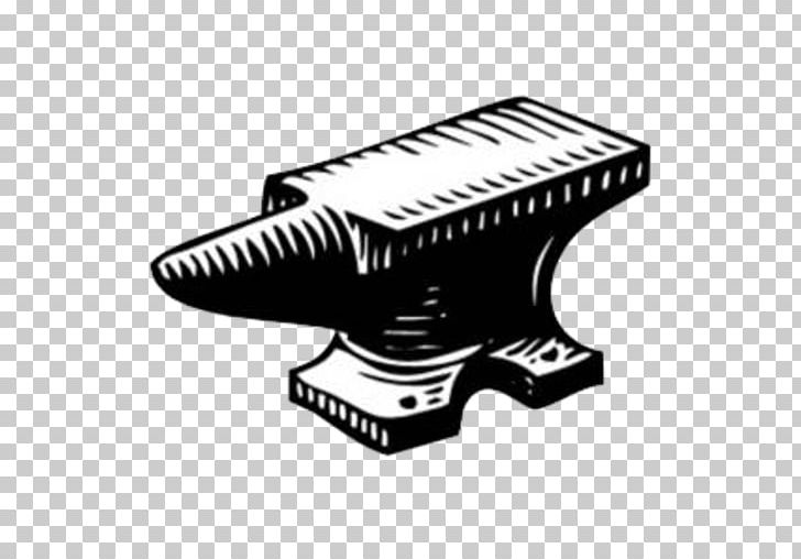 Anvil Blacksmith Forge PNG, Clipart, Angle, Anvil, Black And.