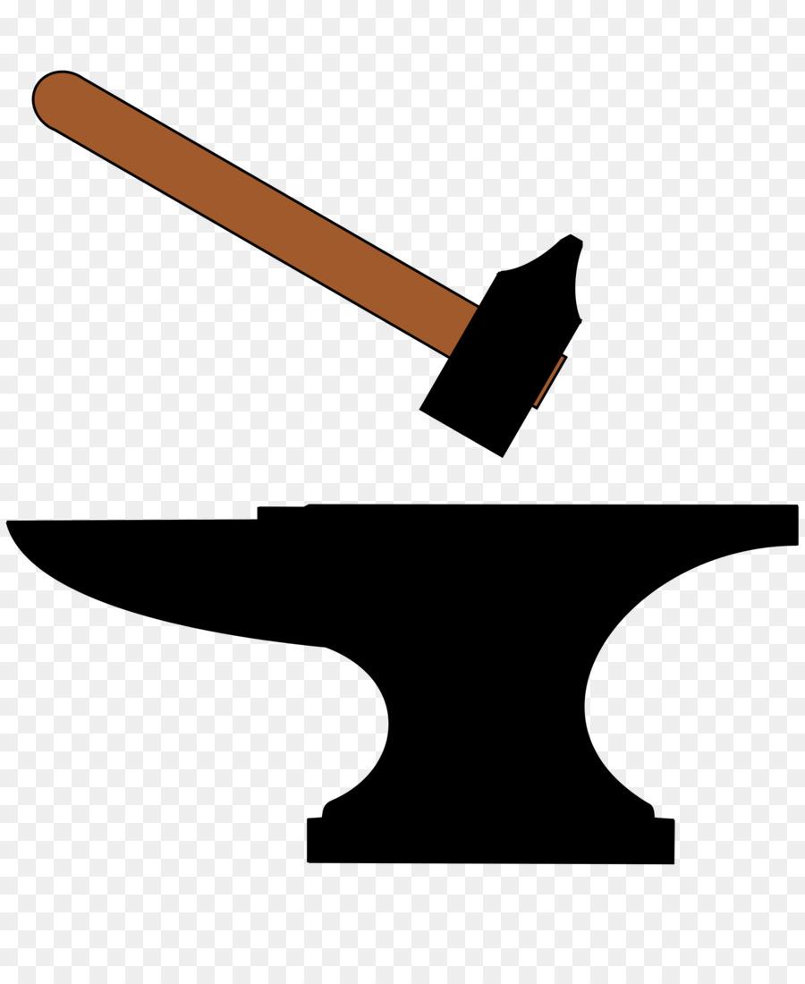 Anvil clipart anvil hammer, Anvil anvil hammer Transparent.