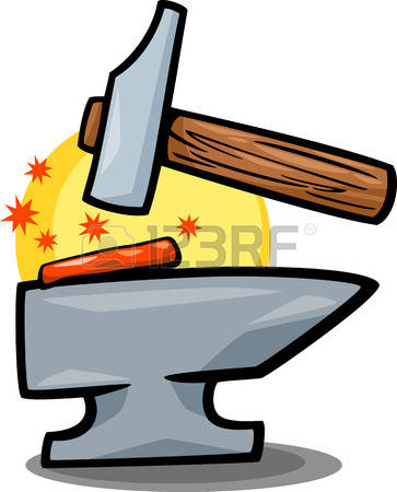 1,221 Anvil Stock Vector Illustration And Royalty Free Anvil Clipart.