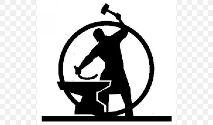 Blacksmith Anvil Forge Forging Clip Art, PNG, 640x480px.