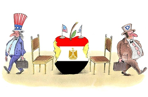 The Iranian cartoons: how Iranian press sees the Egyptyan issue.