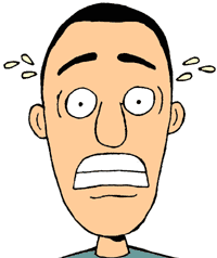 Anxiety 20clipart.