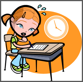 Test clipart anxious, Test anxious Transparent FREE for.