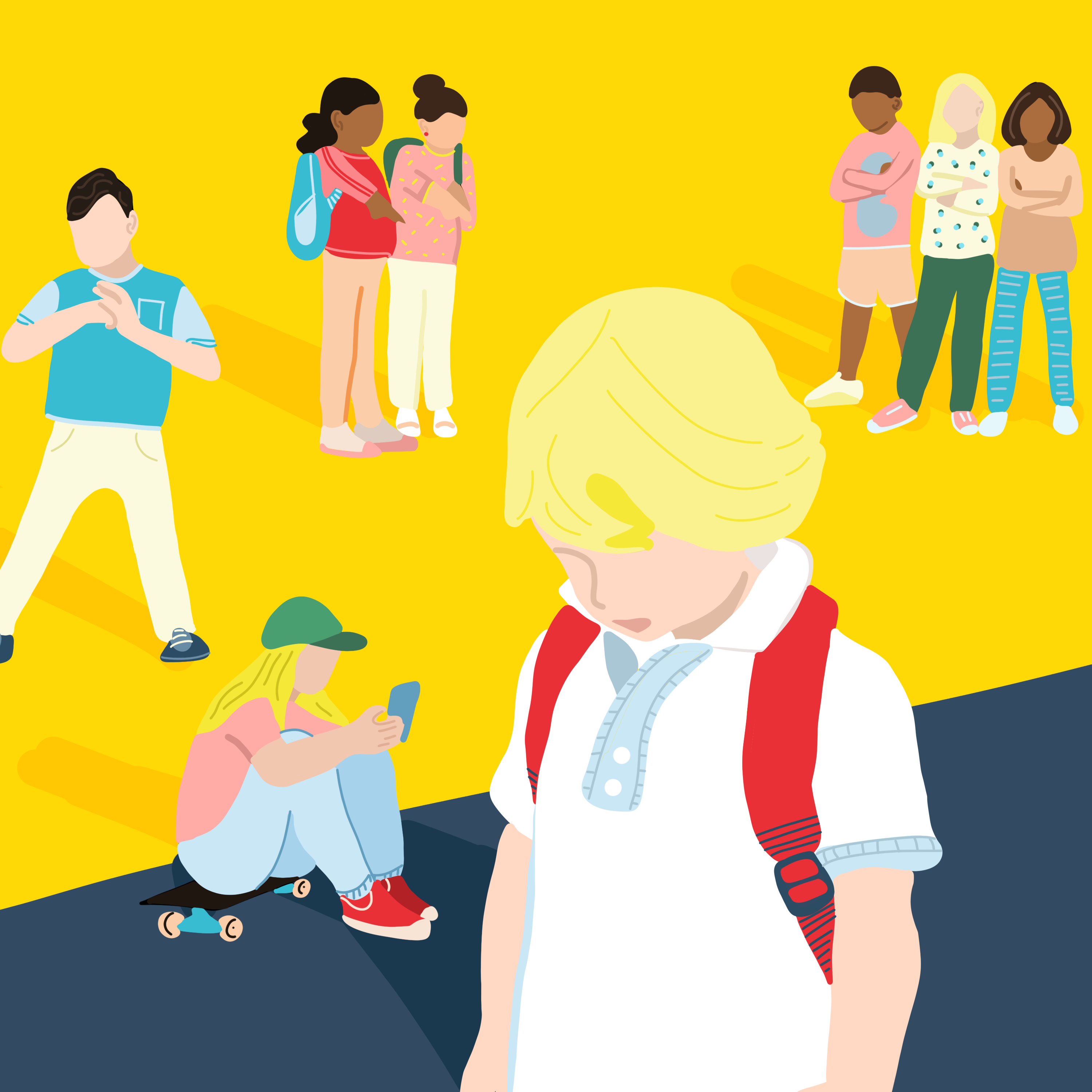 4 Types of Bullying Parents Should Know About.