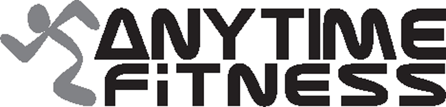 Anytime fitness Logos.