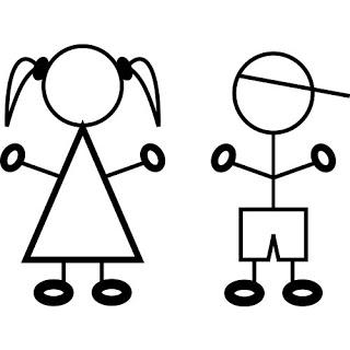 Girl And Boy Clip Art.