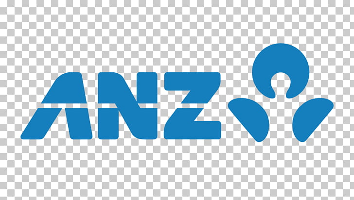 Logo Australia and New Zealand Banking Group ANZ Bank New.