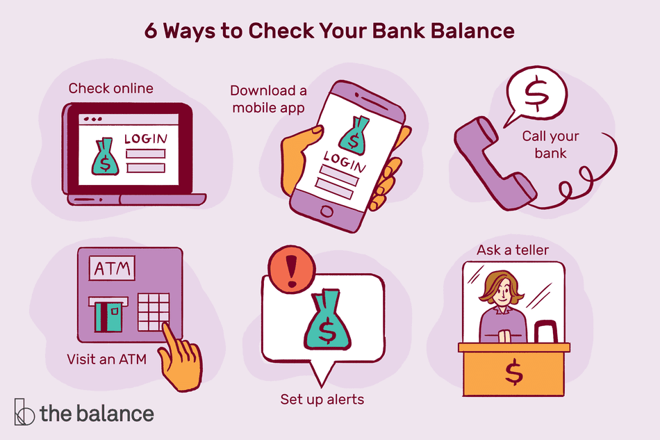 How to Check Your Bank Balance: 6 Easy Ways to Keep Track.