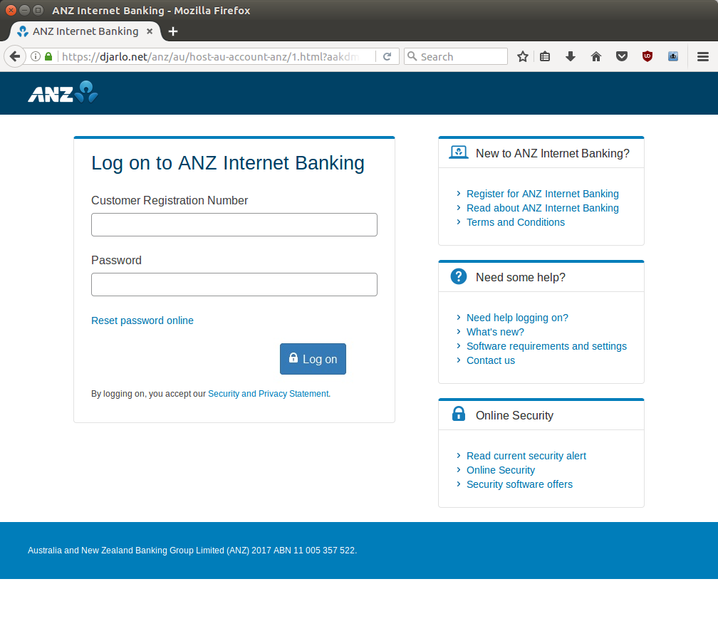 Watch out: New ANZ scam claims 'Your last payment was unsuccessful'.