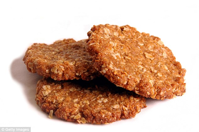 An Australian recipe for ANZAC biscuits has referred to.